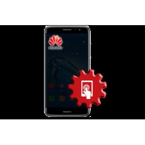 Αλλαγή οθόνης αφής Huawei Honor Y6 (2017) (Μαύρη)