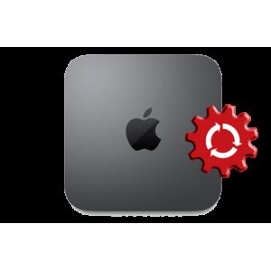 Δημιουργία αντιγράφων ασφαλείας Mac Mini