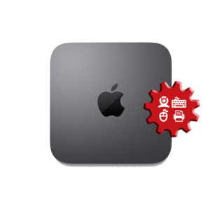 Εγκατάσταση περιφερειακών Mac Mini