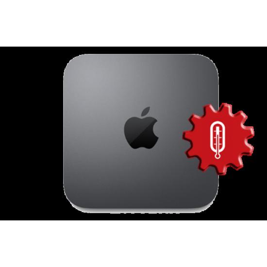 Επισκευή προβλήματος υπερθέρμανσης Mac Mini