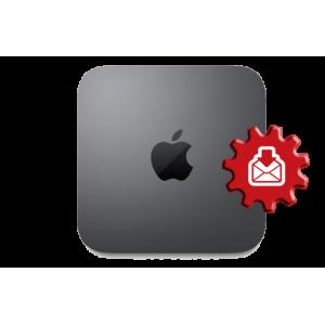 Υπηρεσία e-mail για Mac Mini