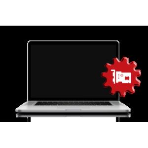 Επισκευή κάρτας γραφικών Macbook