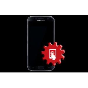 Αλλαγή οθόνης αφής original Samsung Galaxy S6 (Μαύρη)
