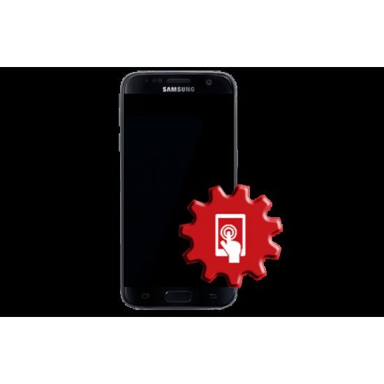 Αλλαγή οθόνης αφής original Samsung Galaxy A3 2017 (Χρυσή)
