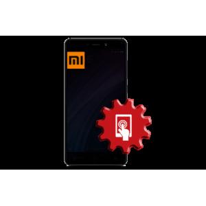 Αλλαγή οθόνης αφής original Xiaomi Redmi Note 4x (Mediatek CPU 64 GB) (Μαύρη)